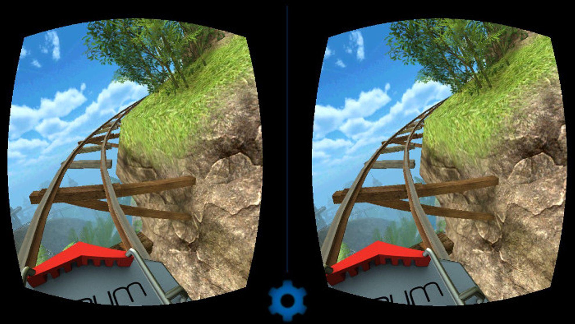 Roller-Coaster-VR-Game
