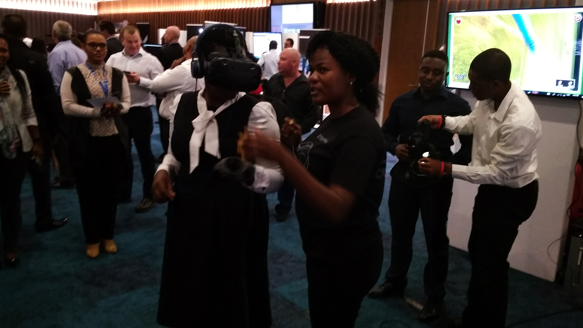 virtual-reality-south-african-activation-team